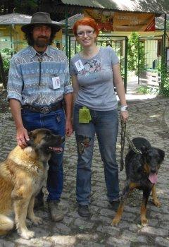ja s psychológom psov Rudom Desenským